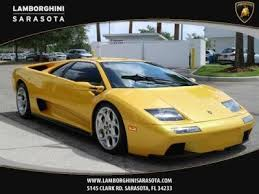 2001 lamborghini diablo vt 6 0 lamborghini diablo vt coupe for sale used cars on buysellsearch