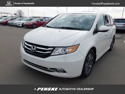 2017 new honda odyssey touring elite automatic at honda of