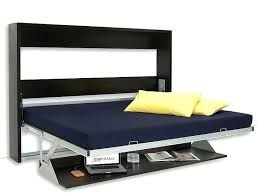 Diy Bed Desk Desk Horizontal Murphy Bed With Plans Combo Best 25 Ideas On