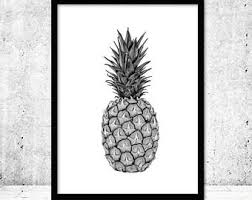 Pineapple Home Decor Pineapple Home Decor Etsy