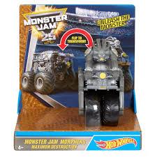 maximum destruction monster truck videos wheels monster jam monster morphers maximum destruction