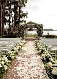 wedding arches orlando fl a re purpose inspired wedding at cypress grove estate house
