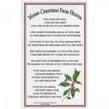merry christmas from heaven lacquered card leaflet missal