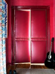 photos hgtv red vinyl wrapped doors idolza