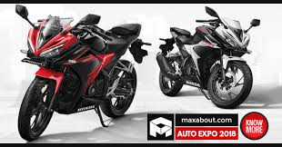 cbr bike price in india new honda cbr sport bike launch in india auto expo 2018
