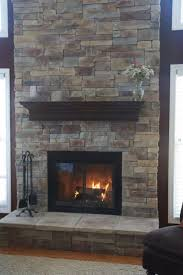 208 best interior images on pinterest stone fireplace mantel