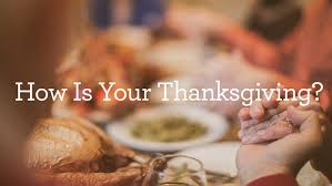 how is your thanksgiving broadcasts for