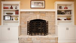 Hearth Cabinets Chicago Custom Mantels U0026 Built Ins Naperville Il