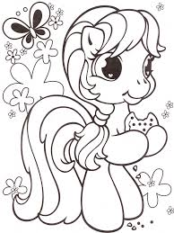 my little pony coloring pages flickr