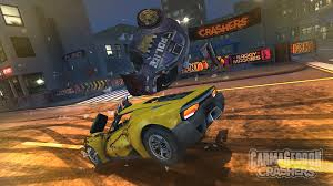 monster truck crashing videos carmageddon crashers press kit
