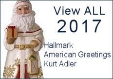 2017 hallmark ornaments at hooked on hallmark ornaments