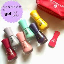 essence u0027the gel nail polish u0027 collection review swatches