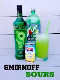 smirnoff sours green apple vodka recipe follow for more hibazzz