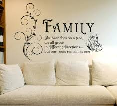 wall ideas diy wood wall art quotes wall art quotes large canvas wall art stickers quotes australia aliexpresscom buy family like branches quotes butterfly vinyl wall art sticker flower decals mural removable poster for