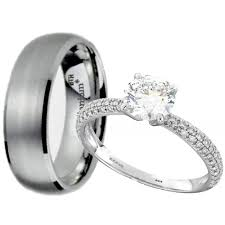 His And Hers Wedding Ring Sets by Wedding Rings Remarkable Wedding Rings Sets His And Hers Picture