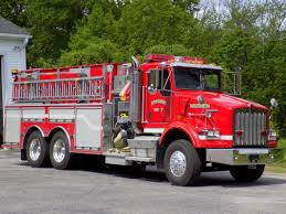 antique kenworth trucks warren zack u0027s fire truck pics