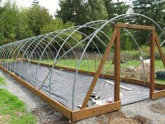 how to build an inexpensive hoop style greenhouse alberta home