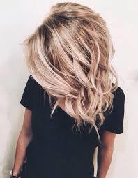 coupe de cheveux blond les 25 meilleures idées de la catégorie mèches sur
