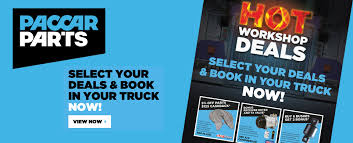 paccar truck parts offers paccar parts
