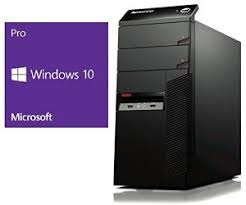 pc de bureau reconditionné pc de bureau lenovo m92p mt i5 3470 4 go de ram