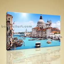 Home Decor Wall Art Large Grand Canal Landscape Photography Home Decor Wall Art Giclee