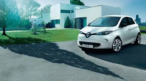 renault green renault zoe electric vehicle renault dubai