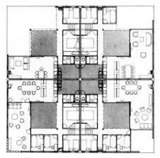 cluster home floor plans james stirling low cost housing floor plan basic four house