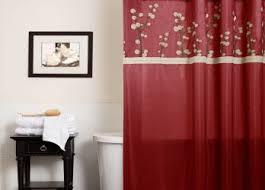 Red Shower Curtain Hooks Contemporarywer Curtain Rings Modern Ideas Hooks Rod Bathroom Best