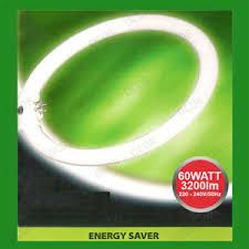 circular fluorescent light bulbs 1x 60w g10q 4 pin t9 round 390mm circular l fluorescent tube ring