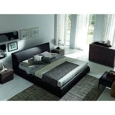 Rossetto Bedroom Furniture Coco Platform Bedroom Set By Rossetto City Schemes Contemporary