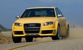 audi rs4 review 2006 2007 audi rs 4 quattro road test review car and driver