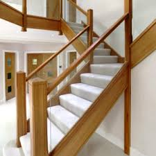 New Banister And Spindles Cost Stair Renovations Spindles Wood U0026 Glass