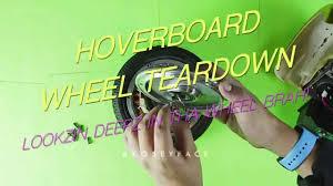lexus hoverboard inside hoverboard wheel motor deep teardown self balancing wheel bearings