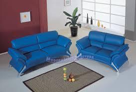 Blue Sofa Set Best Blue Leather Sofa Set Good Home Design Best To Blue Leather