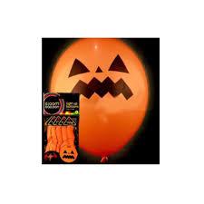 halloween led balloons illoom balloon fixed led light up balloons 5pk pumpkin as