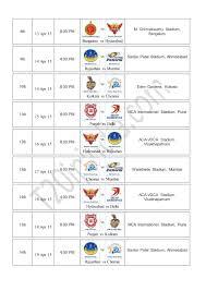 2016 ipl match list ipl ipl 2015 schedule pepsi ipl 8 time table pdf
