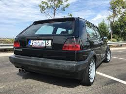 volkswagen golf 1987 vwvortex com fs 1987 volkswagen gti 16v original black socal