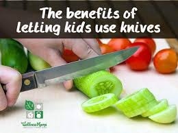 knives in the kitchen benefits of letting use knives wellness
