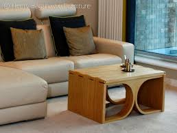 Coffee Table Converts To Dining Table by L Shaped Coffee Table 3 Simple Ways To Style Cushions On A