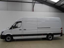 mercedes commercial western commercial 16reg 2016 mercedes benz sprinter 313 cdi lwb