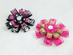 different types of hair bows hair bows on etsy