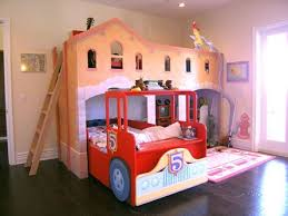 Bunk Beds Designs For Kids Rooms by Best 25 Fire Truck Beds Ideas On Pinterest Weekend With The