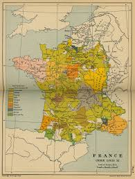 Orleans France Map by Le Lutin Savant Com G Roi De France Geographie Img Louis Xi Carte
