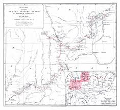Map Of India And China by Tibet And China After 1900 Mcadd Pahar