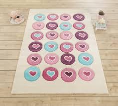 teppich kinderzimmer rosa kinderteppich teppich kinderzimmer spielteppich rosa