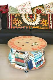 Wooden Spool Table For Sale Top 20 D I Y Cool Cable Spool Coffee Table Hack Ideas