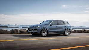 world premiere of the new cayenne in zuffenhausen