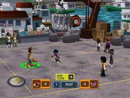 Backyard Basketball Pc by Nicktoon Basketball Game Free Download Corrnoy