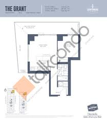 Waterfront Key Floor Plan by The Lighthouse Tower Talkcondo