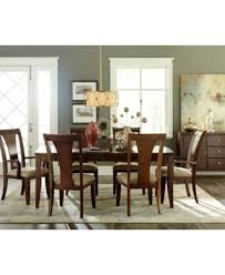 Cheap Dining Room Furniture Sets Metropolitan Contemporary 5 Dining Table And 4 Side Chairs
